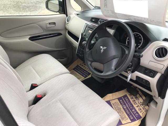 M 4WD AC オーディオ付 キーレス CVT 軽自動車(9枚目)