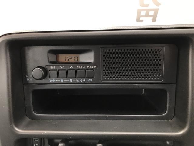 スペシャルクリーン 4WD AC AT 軽バン ラジオ(18枚目)