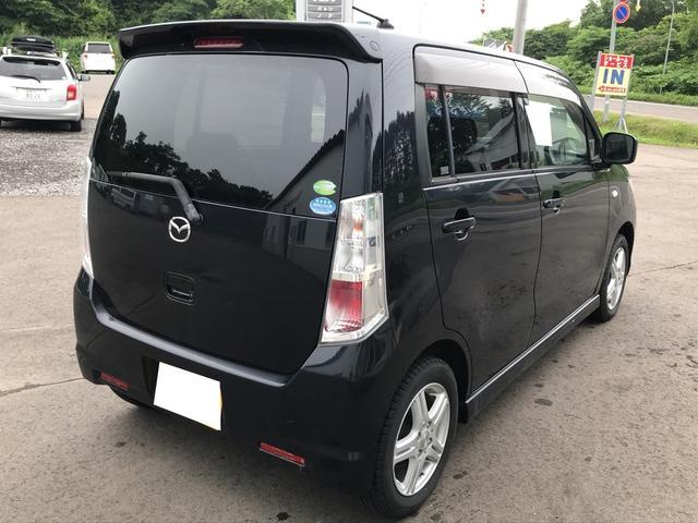 「マツダ」「AZワゴンカスタムスタイル」「コンパクトカー」「北海道」の中古車9