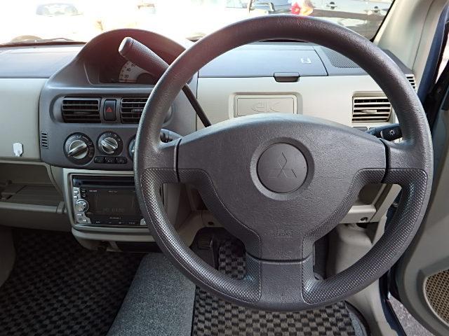 G 4WD 寒冷地仕様 CDオーディオ付き キーレス(9枚目)