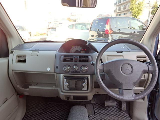 G 4WD 寒冷地仕様 CDオーディオ付き キーレス(10枚目)