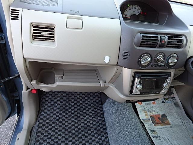 G 4WD 寒冷地仕様 CDオーディオ付き キーレス(14枚目)