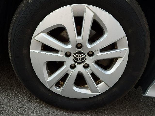 トヨタ製ホイール付きのタイヤです