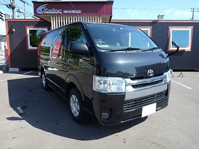 「トヨタ」「レジアスエースバン」「その他」「北海道」の中古車3