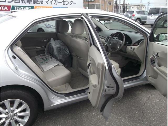 「トヨタ」「プレミオ」「セダン」「北海道」の中古車4