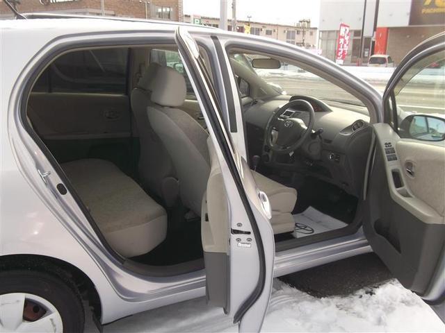 「トヨタ」「ヴィッツ」「コンパクトカー」「北海道」の中古車5