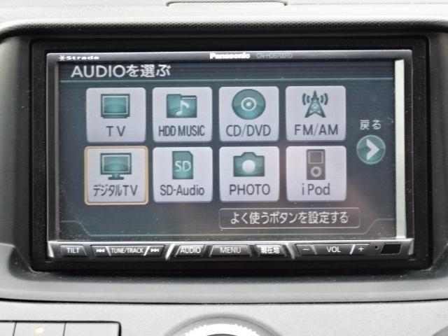 スパーダS 4WD 事故無し HDDナビ/TV スターター(4枚目)