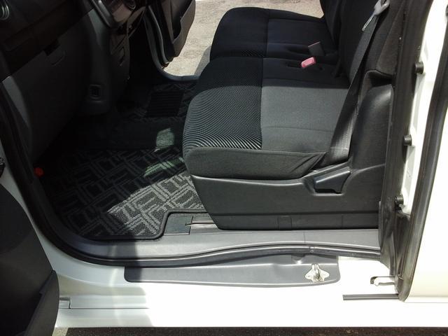 カスタムX 4WD 4AT ナビ テレビ キーフリー 左後スライドドア エンジンスターター(11枚目)