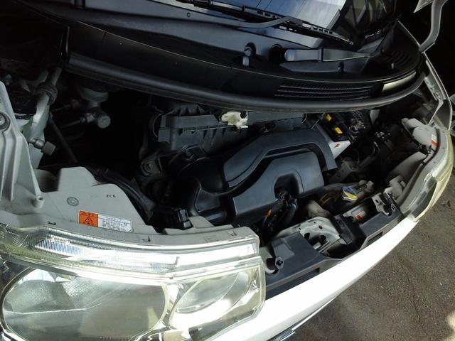 カスタムX 4WD 4AT ナビ テレビ キーフリー 左後スライドドア エンジンスターター(33枚目)