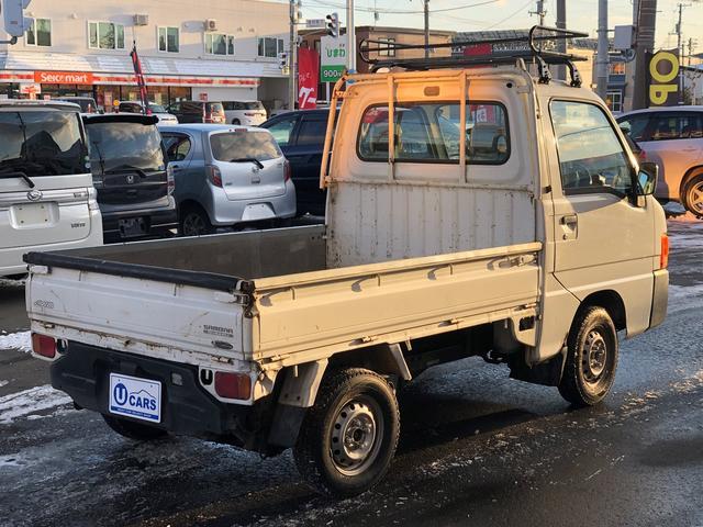 TB 4WD 夏冬タイヤ ルーフキャリア 保証付き(13枚目)