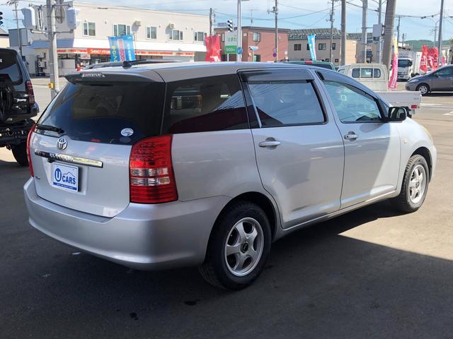 「トヨタ」「ウィッシュ」「ミニバン・ワンボックス」「北海道」の中古車24