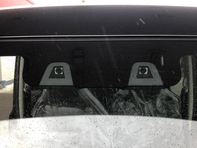 ハイブリッドXSターボ 4WD 衝突被害軽減ブレーキ 全方位モニター用カメラパッケージ装着車 ご成約特典/新品スタッドレスタイヤAW 社外新品ナビ フロアマット ワイドバイザー ナンバープレートリム付(6枚目)