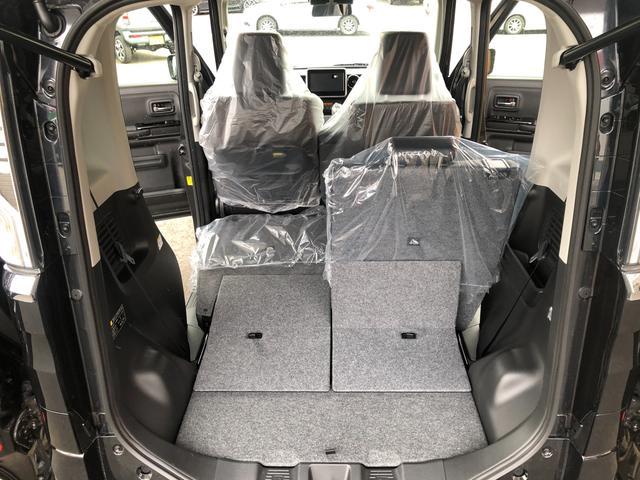 ハイブリッドXSターボ 4WD 衝突被害軽減ブレーキ 全方位モニター用カメラパッケージ装着車 ご成約特典/新品スタッドレスタイヤAW 社外新品ナビ フロアマット ワイドバイザー ナンバープレートリム付(25枚目)