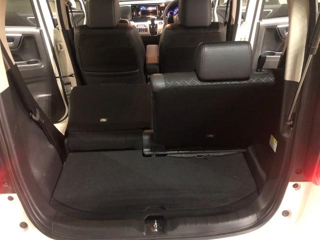 G・ターボパッケージ 4WD 衝突被害軽減システム 車両保証6ヶ月走行距離無制限 ご成約特典 社外新品ナビ スタッドレスタイヤアルミ付(29枚目)