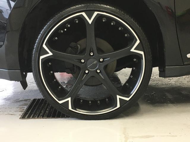 エレガンス 4WD ジオバンナ22インチAW アルパインナビ(9枚目)