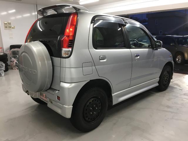「ダイハツ」「テリオスキッド」「コンパクトカー」「北海道」の中古車5
