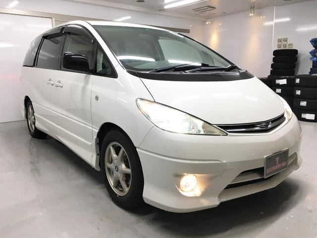 「トヨタ」「エスティマ」「ミニバン・ワンボックス」「北海道」の中古車3