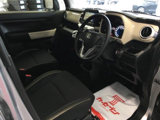 ハイブリッドMX 4WD 社外ナビ バックカメラ フルセグTV DVD再生 Bluetooth対応 ステアリングスイッチ クルーズコントロール シートヒーター ミラーヒーター アイドリングストップ スマートキー(14枚目)