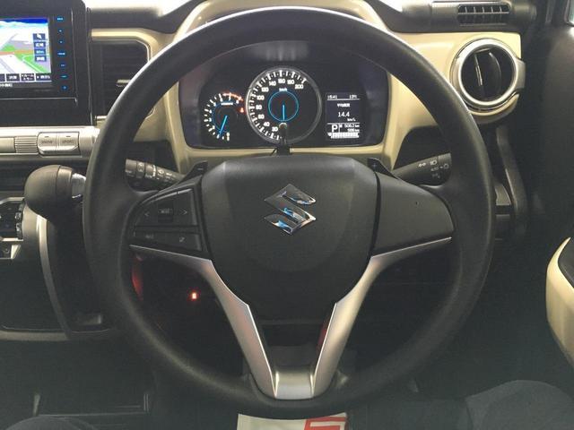 ハイブリッドMX 4WD 社外ナビ バックカメラ フルセグTV DVD再生 Bluetooth対応 ステアリングスイッチ クルーズコントロール シートヒーター ミラーヒーター アイドリングストップ スマートキー(27枚目)