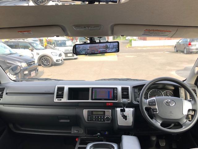 GL 4WD 禁煙車 ワンオーナー アルパインナビ アルパインフリップダウンモニター バックカメラ フルセグTV DVD再生 Bluetooth接続 ETC パワスラ 夏冬タイヤ 社外エンスタ 社外アルミ(15枚目)