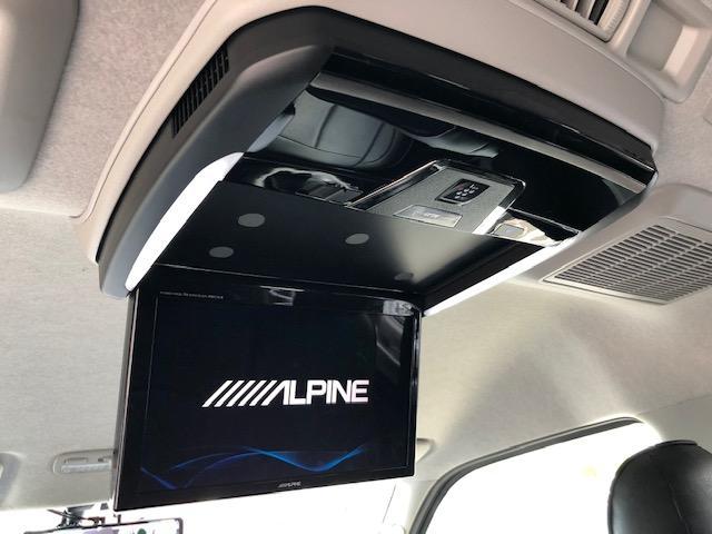 GL 4WD 禁煙車 ワンオーナー アルパインナビ アルパインフリップダウンモニター バックカメラ フルセグTV DVD再生 Bluetooth接続 ETC パワスラ 夏冬タイヤ 社外エンスタ 社外アルミ(19枚目)