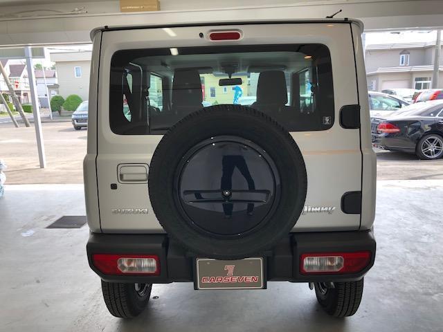 XL 現行モデル 禁煙車 パートタイム4WD 5速MT車 シートヒーター ミラーヒーター 電動格納ミラー プッシュスタート スマートキー(7枚目)