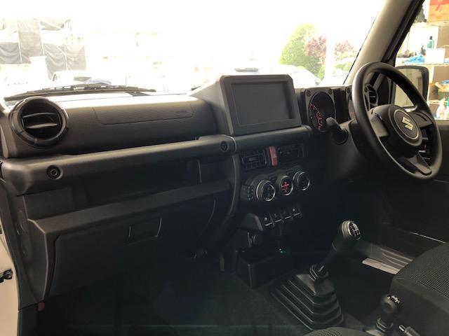 XL 現行モデル 禁煙車 パートタイム4WD 5速MT車 シートヒーター ミラーヒーター 電動格納ミラー プッシュスタート スマートキー(12枚目)