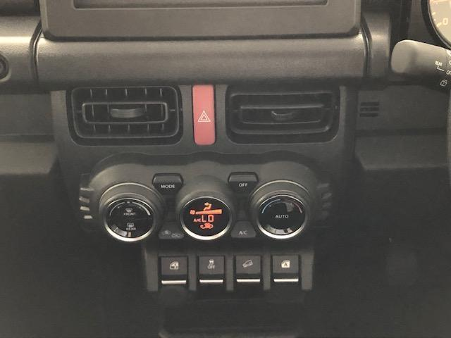 XL 現行モデル 禁煙車 パートタイム4WD 5速MT車 シートヒーター ミラーヒーター 電動格納ミラー プッシュスタート スマートキー(19枚目)
