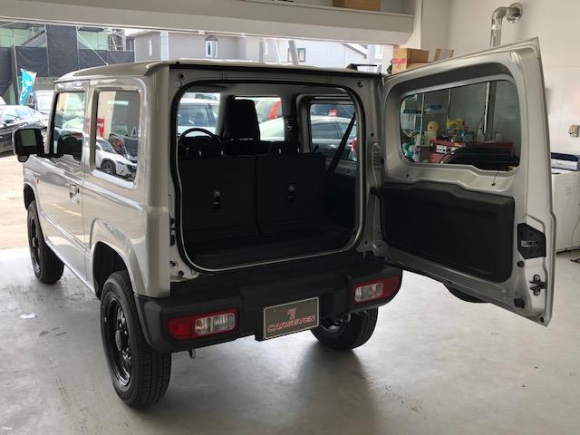 XL 現行モデル 禁煙車 パートタイム4WD 5速MT車 シートヒーター ミラーヒーター 電動格納ミラー プッシュスタート スマートキー(26枚目)