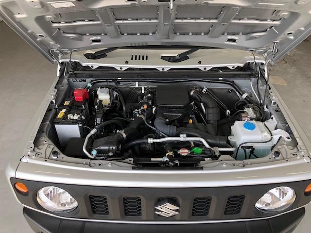 XL 現行モデル 禁煙車 パートタイム4WD 5速MT車 シートヒーター ミラーヒーター 電動格納ミラー プッシュスタート スマートキー(33枚目)