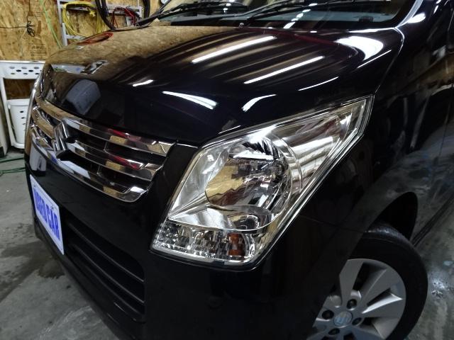 FXリミテッド 4WD プッシュスタート 社外ナビTV(3枚目)