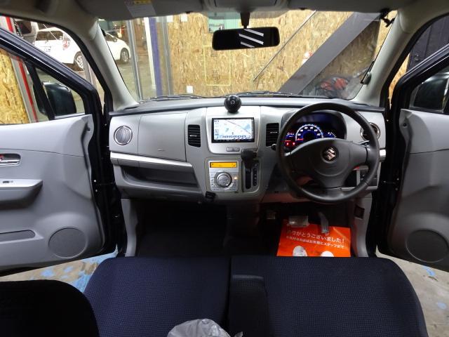 FXリミテッド 4WD プッシュスタート 社外ナビTV(9枚目)
