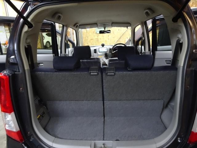 FXリミテッド 4WD プッシュスタート 社外ナビTV(17枚目)
