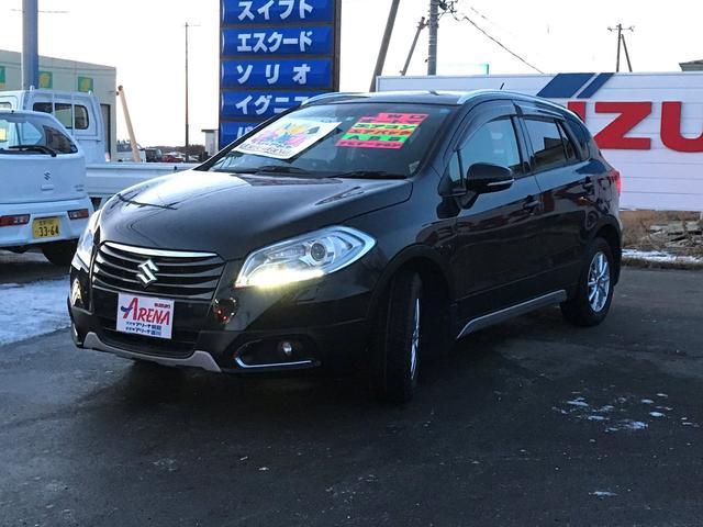 「スズキ」「SX4 Sクロス」「SUV・クロカン」「北海道」の中古車2