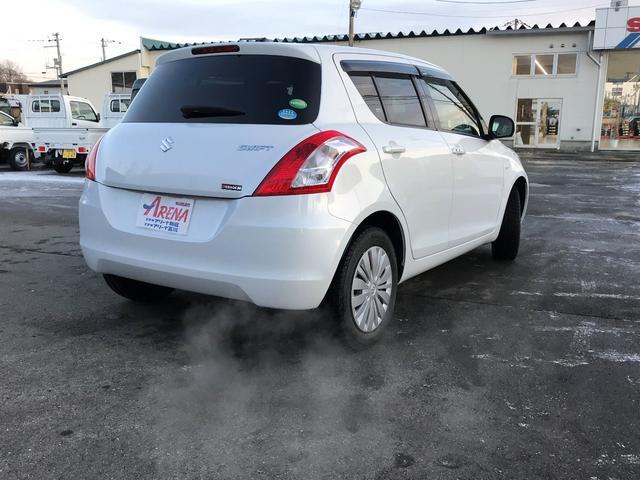 XG 4WD CVT CD キーレス スタッドレスタイヤ積込(6枚目)