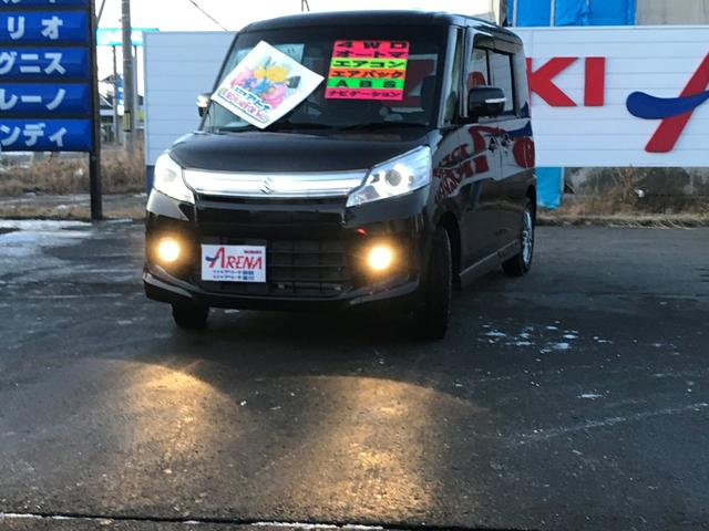 XS 4WD CVT ナビ/テレビ エンスタ ワンオーナー(2枚目)