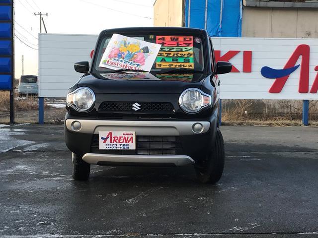 「スズキ」「ハスラー」「コンパクトカー」「北海道」の中古車2