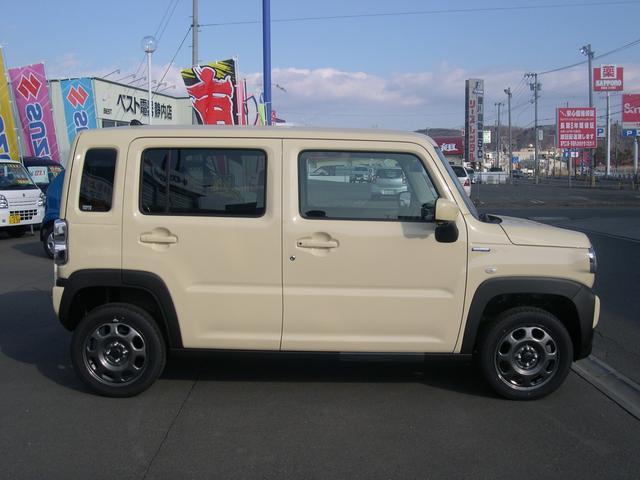 「スズキ」「ハスラー」「コンパクトカー」「北海道」の中古車4