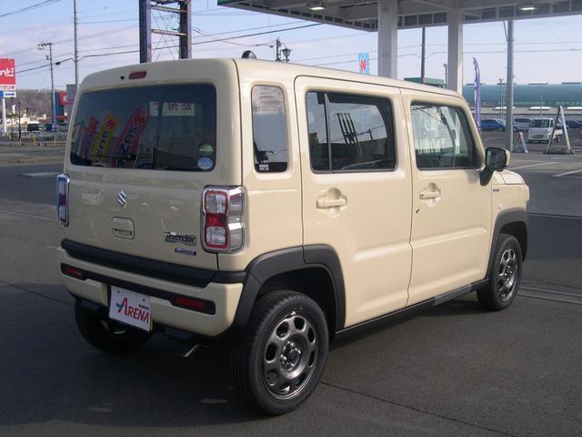 「スズキ」「ハスラー」「コンパクトカー」「北海道」の中古車8