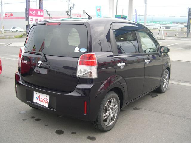 「トヨタ」「スペイド」「ミニバン・ワンボックス」「北海道」の中古車8