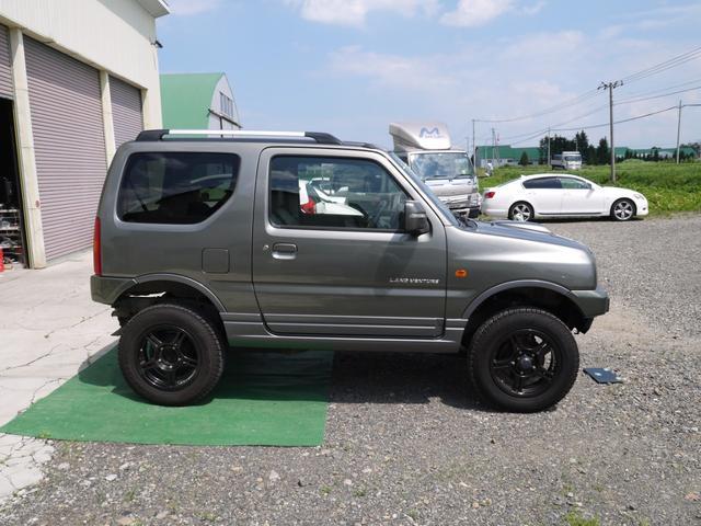 「スズキ」「ジムニー」「コンパクトカー」「北海道」の中古車4