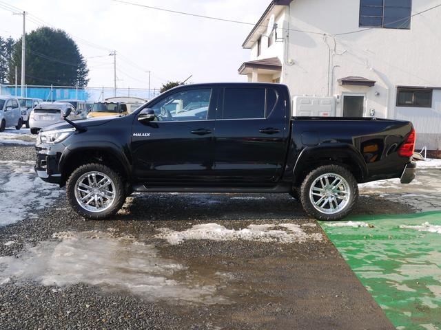 「トヨタ」「ハイラックス」「SUV・クロカン」「北海道」の中古車7