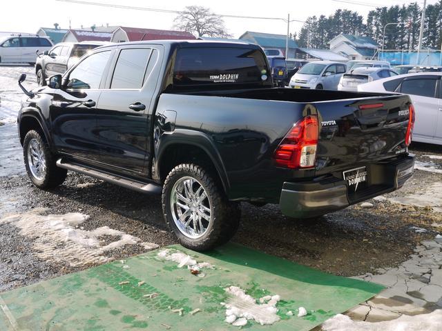 「トヨタ」「ハイラックス」「SUV・クロカン」「北海道」の中古車8