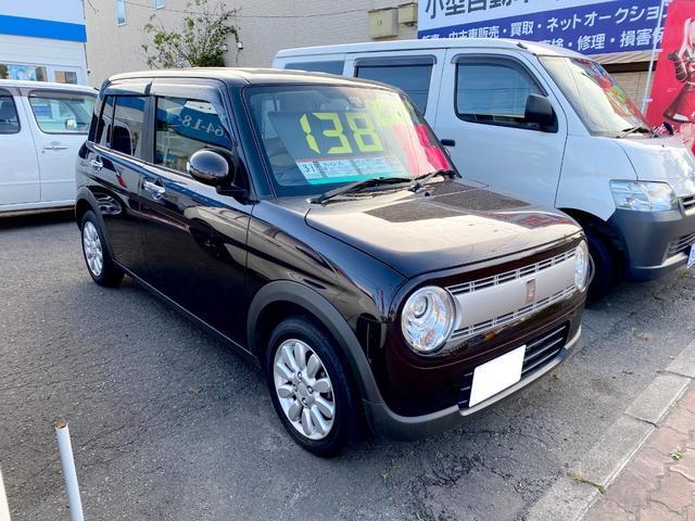 「スズキ」「アルトラパン」「軽自動車」「北海道」の中古車2