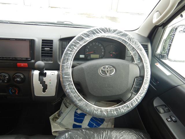 DX 6人 4ドア 4WD 寒冷地仕様 社外メッキミラー フロントバンパー・リヤバンパーホワイト塗装(9枚目)
