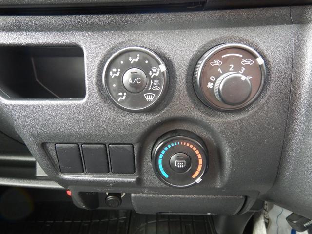 DX 6人 4ドア 4WD 寒冷地仕様 社外メッキミラー フロントバンパー・リヤバンパーホワイト塗装(11枚目)