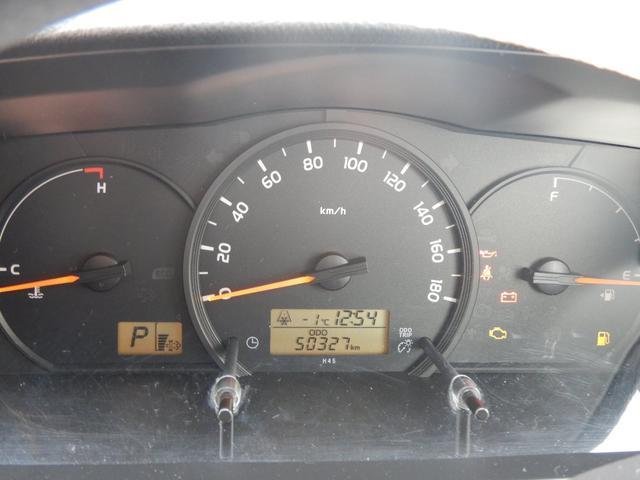 DX 6人 4ドア 4WD 寒冷地仕様 社外メッキミラー フロントバンパー・リヤバンパーホワイト塗装(14枚目)