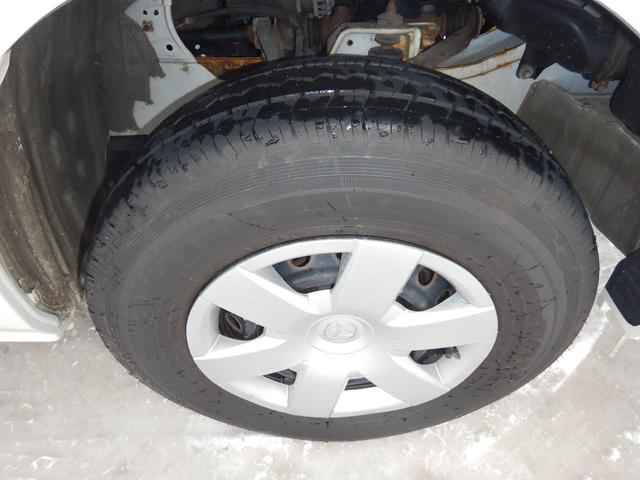 DX 6人 4ドア 4WD 寒冷地仕様 社外メッキミラー フロントバンパー・リヤバンパーホワイト塗装(19枚目)