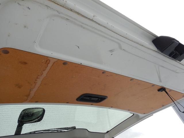DX 6人 4ドア 4WD 寒冷地仕様 社外メッキミラー フロントバンパー・リヤバンパーホワイト塗装(28枚目)