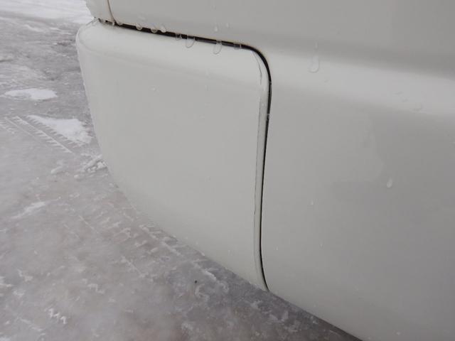DX 6人 4ドア 4WD 寒冷地仕様 社外メッキミラー フロントバンパー・リヤバンパーホワイト塗装(35枚目)